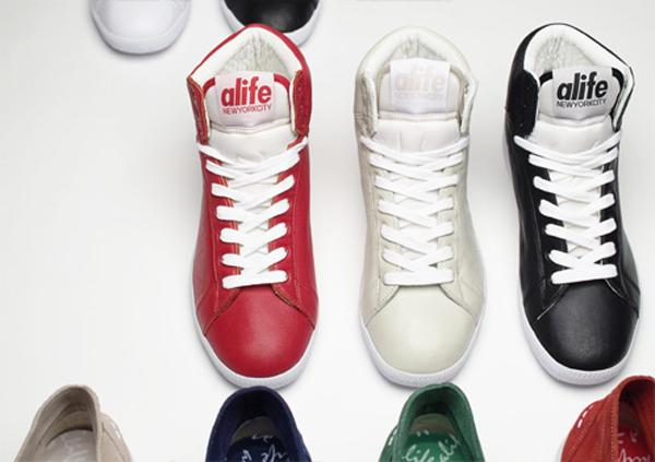 ALIFE – SPRING 2010 – FOOTWEAR COLLECTION