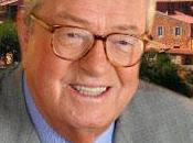 Elections Régionales 2010 Paca Jean Marie Lepen, retour