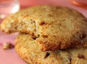 Quatre-vingt-douzième participation Biscuits germe blé, miel, raisins toffee anglais