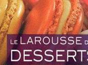 Référence Larousse Desserts