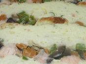 Terrine poisson petits légumes