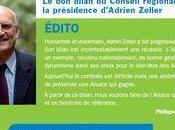 Régionales 2010 Alsace RICHERT, storytelling continue ZELLER tout très bien