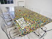 Table conférence LEGO