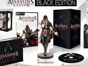 Assassin Creed White Black Edition