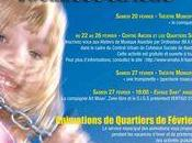Programme animations dans quartiers Bastia. Début après-midi