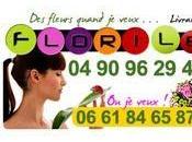 Fleuristes Ligne Marseille, Nimes, Avignon, Montpellier