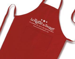 Gagnez chaque semaine 20 tabliers Collector La Ratte du Touquet !