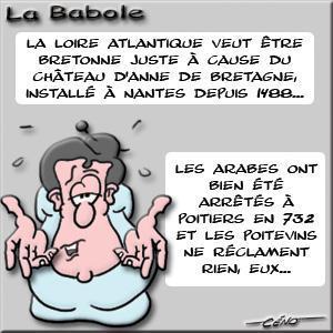 La Babole - Région Bretagne : Nantes en remet une couche
