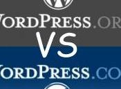 Wordpress.com Wordpress.org