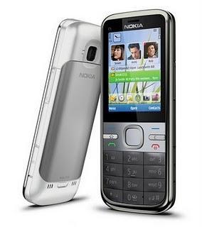 Nokia C5 : Premier Smartphone emballé dans un corps de téléphone