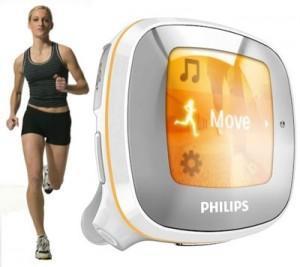 Philips présente son baladeur sportif