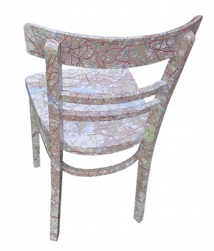 Map Chair - 2
