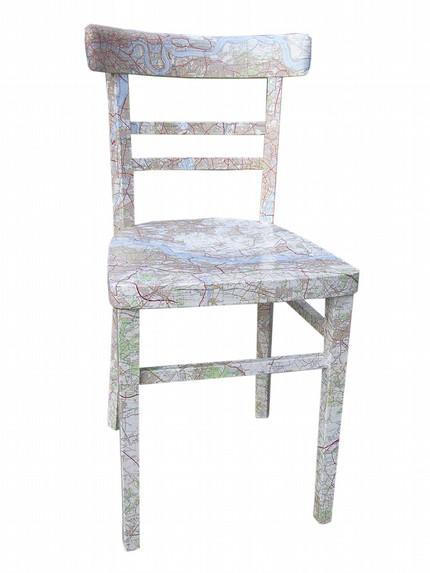 Map Chair - 4