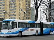 nouveau tram pour Pyongyang
