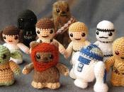 personnages Star Wars tricotés (Amigurumi)