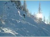 Skier avec Dora