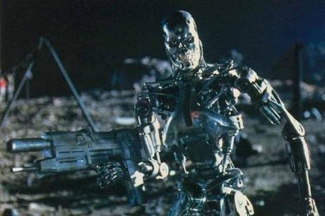 Le Terminator du futur, image du film Terminator 2 signé James Cameron
