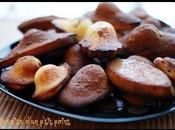 Clairechen timide Madeleine chocolat-citron