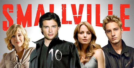 Smallville : Saison 10 Confirmer !!!