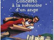 Concerto mémoire d'un ange d'Eric-Emmanuel Schmitt