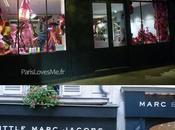 foutage gueule Marc Jacobs Paris petits prix)