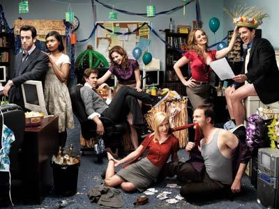+ OFFICIEL : Une saison de plus pour The Office, 30 Rock et Community!