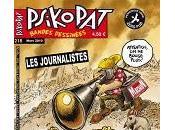 Revue presse Casemate n°24, [dBD] n°41, Psikopat n°218 Période Rouge n°23
