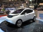 Prototype Bluecar salon l'auto Genève