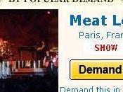 Demandez Concert MEAT LOAF France
