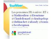 GoogleTravel lance Troogle géant voyages ligne