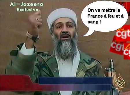 Oussama Ben CGT
