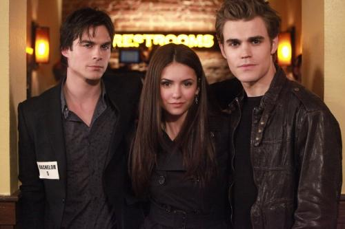 Vampire Diaries 115 ... les photos promo