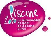 Salon PISCINE 2010 Lyon novembre
