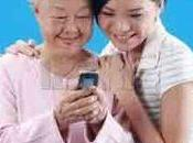 seniors, accros téléphone portable