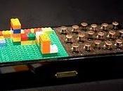 [VIDEO] séquenceur audio partir blocs Lego