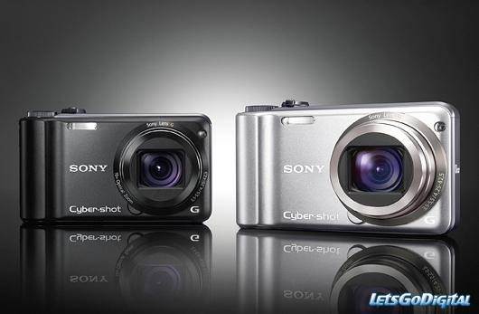 Sony CyberShot H55 review