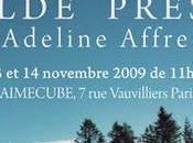 Adeline affre soldes presse