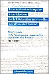 La contribution  française à la rédaction de la  Déclaration universelle des droits de l'homme