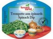 Alerte alimentaire Certains produits Amira Fontaine Santé retirés marché Canada