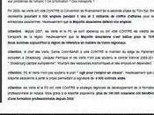 Regionales 2010 Alsace RICHERT majorité Alsacienne vont-ils diffuser casiers judiciaires liste Bigot
