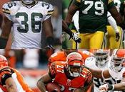 Miettes Samedi: signatures Green Bay, Larry Johnson plus...