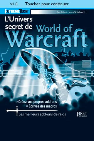 [News : Apps] MAXISOLUCES – L'univers secret de World of Warcraft – La Soluce Complète