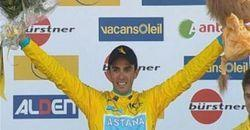 Alberto Contador vainqueur Paris-Nice mais questions Tour