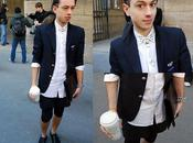 PARIS Fashion-week clothes)