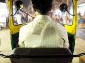 Inside autorickshaw!