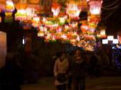 Miao Hui, festival lanternes Chengdu