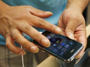 Utiliser un iPhone chez Microsoft est un danger