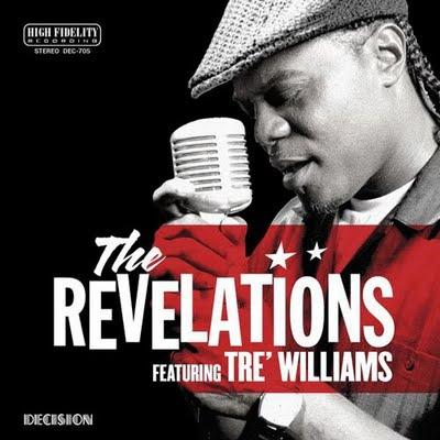 The Revelations Feat Tre Williams – The Bleeding Edge