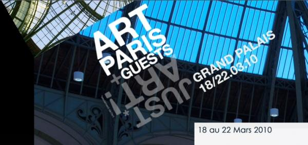 ARTPARIS+GUESTS 2010