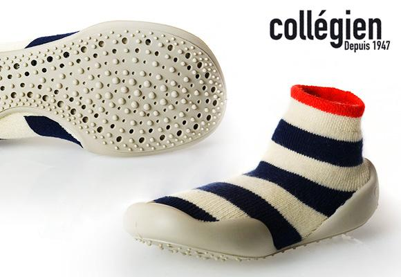 COLLEGIEN // bootees for kids